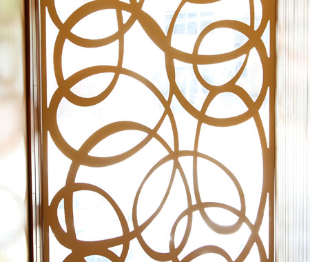 MDF Decorative Panel